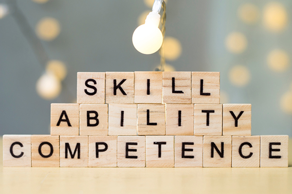 Skill, Ability, Competence
