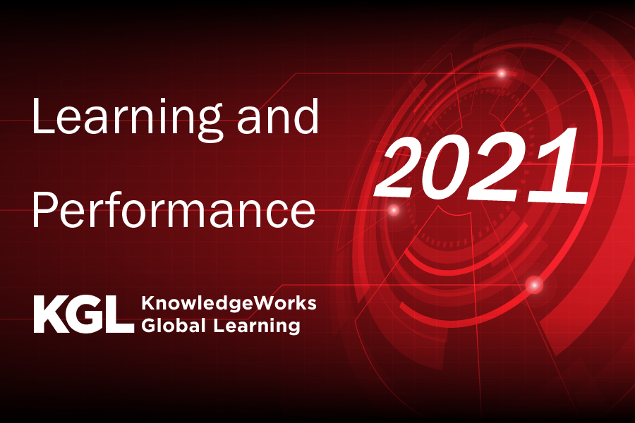Learning and Performance 2021