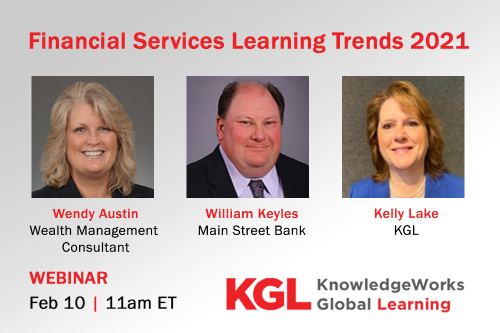 Financial Services Learning Trends 2021